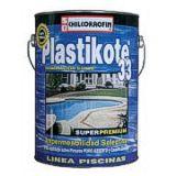 PINTURA PISCINAS SUPER PREMIUM PLASTIKOTE 33