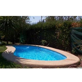 Piscina fibra de vidrio 12000 litros aguamarket for Vidrio para piscinas