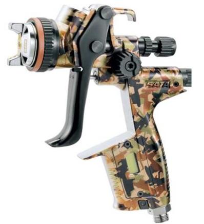 Pistola de pintar sata edicion limitada aguamarket - Pistola de pintar ...