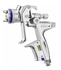 Pistola de pintar profesional de gravedad sata aguamarket - Pistola para pintar precios ...