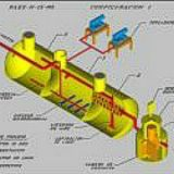 Planta Tratamiento Aguas Servidas Modular 40 Viviendas
