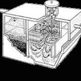 Planta tratamiento Aguas residuales domesticas de 500 a 1500 GPD