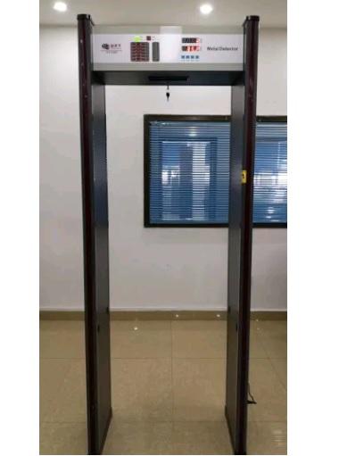 Portico Infrarrojo Medicion Temperatura