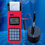 Portable Hardness Tester Red