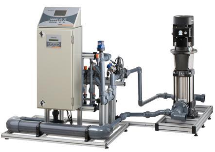 Controlador medicion y control de EC  pH