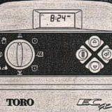 Programador Riego TORO ECx 2 a 8 estaciones