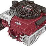 Motor Bencinero Vertical de 6 HP I C