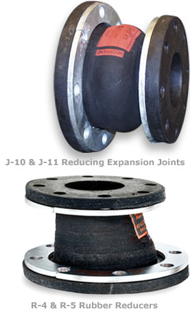 Reducer and Expansion Joint