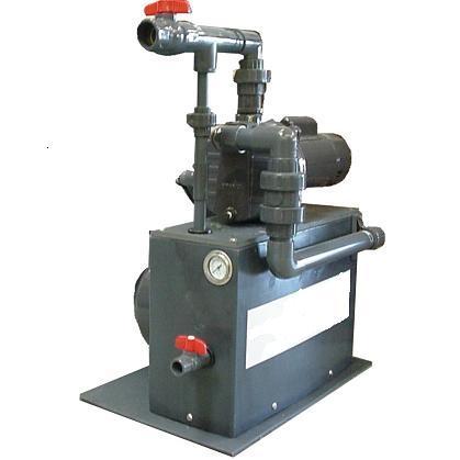 Washing Equipment Repressurization Systems