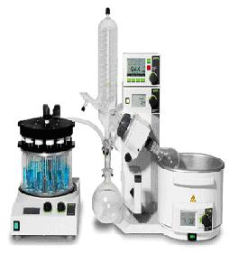 Rotavapores  Laboratorio