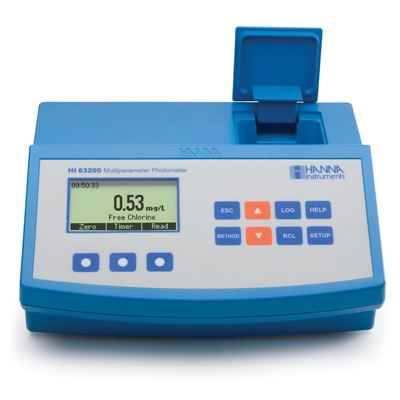 Fotometro para 44 Parametros de Calidad del Agua