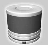 Sistema portatil de filtracion HEPA