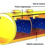 Tanque Septico y Filtro Biologico
