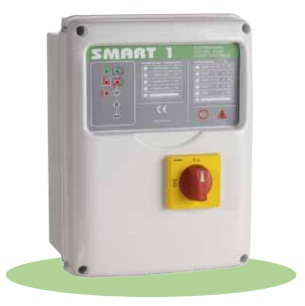 Control y Panel de Proteccion SMART 1