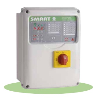 Control y Panel de Proteccion SMART 2