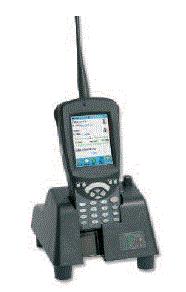 terminal hand held para telemetria de medidores de agua