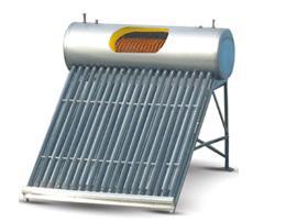 Termo solar compacto