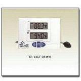 Termometro Digital con Alarma Registra Bajas y Altas