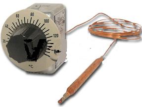 Termostato de tubo capilar rango 0 a 150c aguamarket for Clases de termostatos