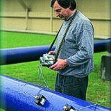 Flujometro portable para liquidos