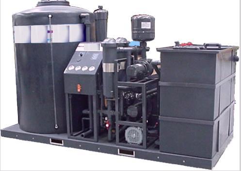Reciclador Agua Lavado