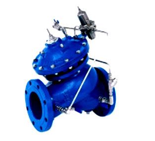 Valvula de control hidraulico