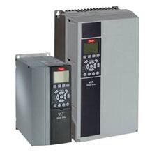 Variador de frecuencia Danfoos serie FC 202 AQUA