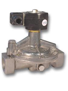 Valvula solenoide  gas licuado y de caneria  BSP 1